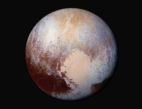 Is Pluto a Nitrogen Generator?