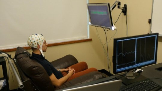 Study Participants Put on this Strange Skull Cap and What They can do Then is Astonishing