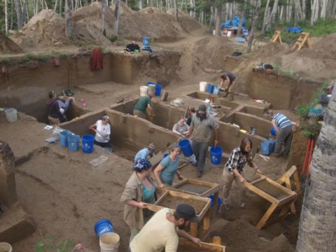 11,500 Year-old Babies May Prove Native American Migration Model