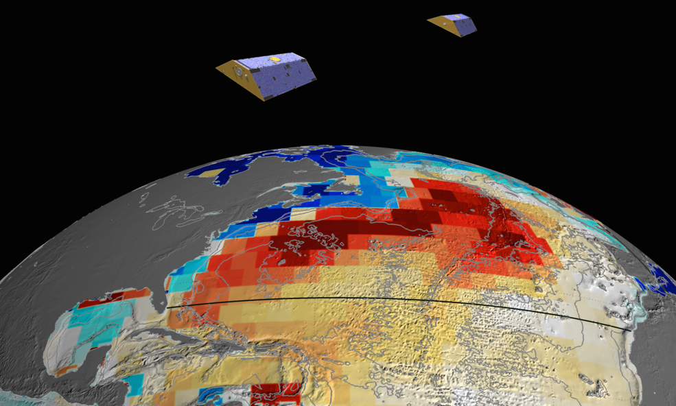 New Method for Tracking Ocean Currents From Space