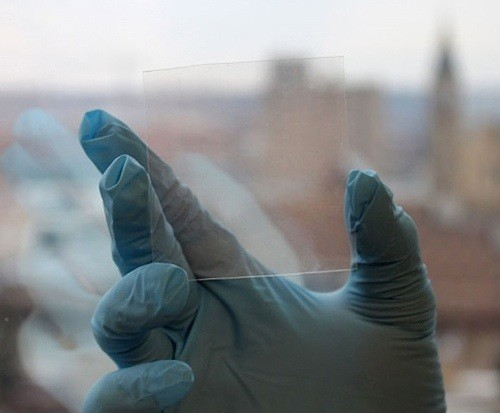 New Transparent Metal Could Make Touchscreens Cheaper