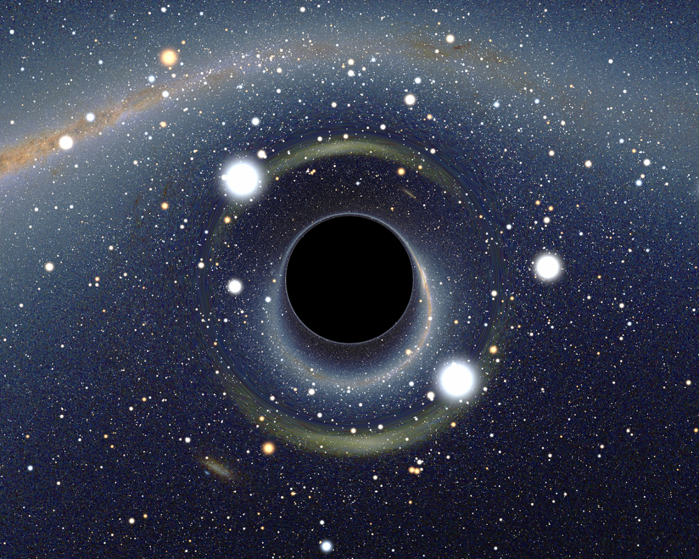 New Theoretical Black Hole Could Break General Relativity