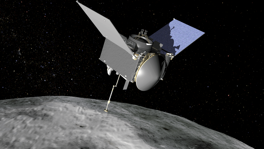 Lift-off for NASA mission to collect grains from an asteroid that may be on collision course with Earth