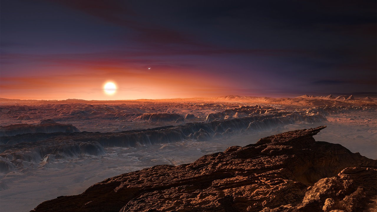 Exoplanet Orbiting Nearest Star Could Be Habitable