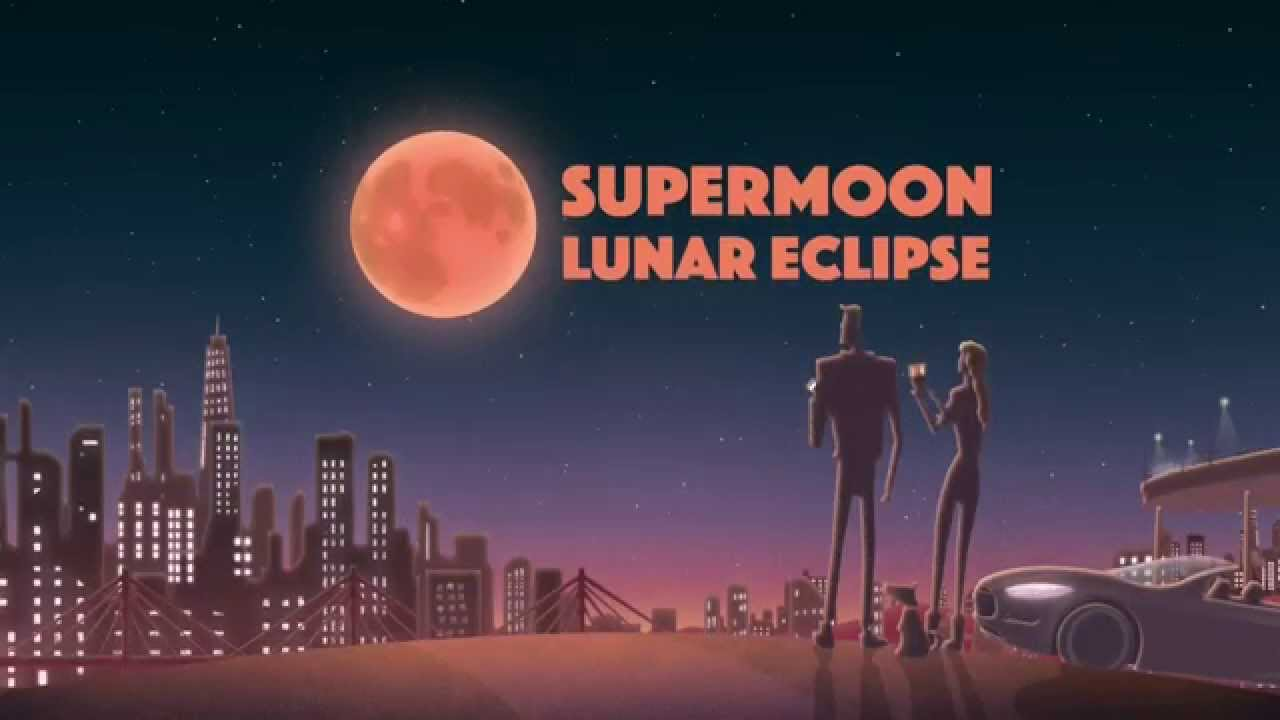 Be Sure to Catch the Supermoon Lunar Eclipse! [Video]