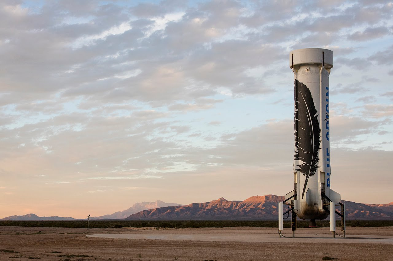 Blue Origin Makes History by Sticking the Landing [Video]
