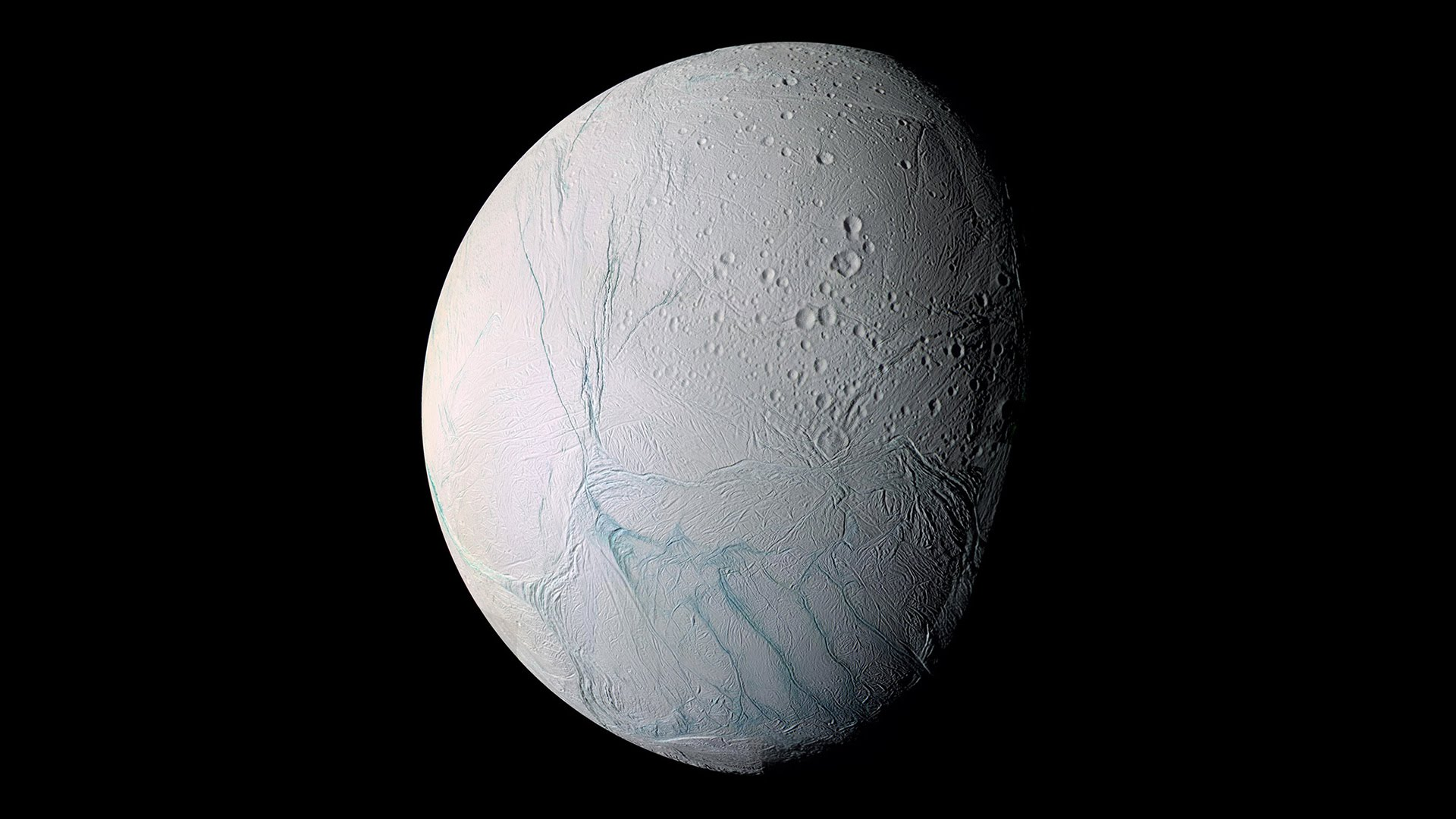 [VIDEO] NASA's Cassini will be Flying Through Enceladus Ice Plumes Today – Here's a Preview
