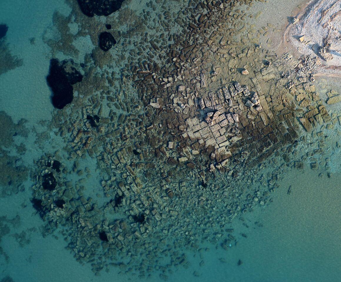 Underwater Ruins of Greek Harbor are Full of Surprises [Video]