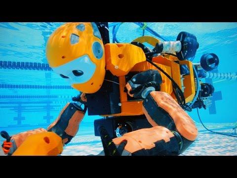 This Robot 'Mermaid' can Grab Shipwreck Treasures [Video]